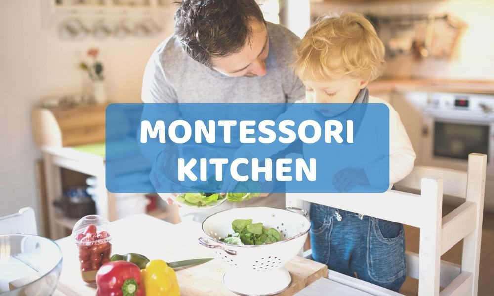 Montessori kitchen featured image