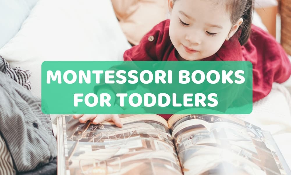 montessori books for toddlers