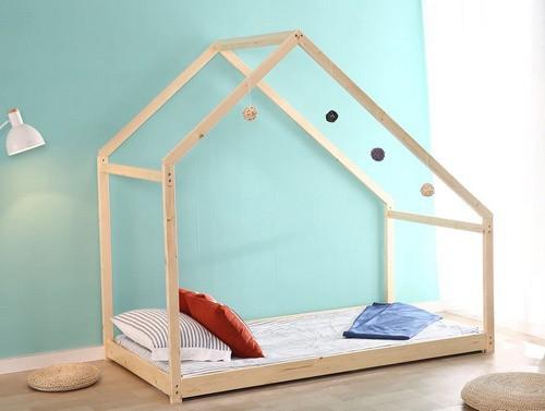 Premium Wood Children Toddler House by UHOM