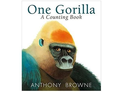 one gorilla book