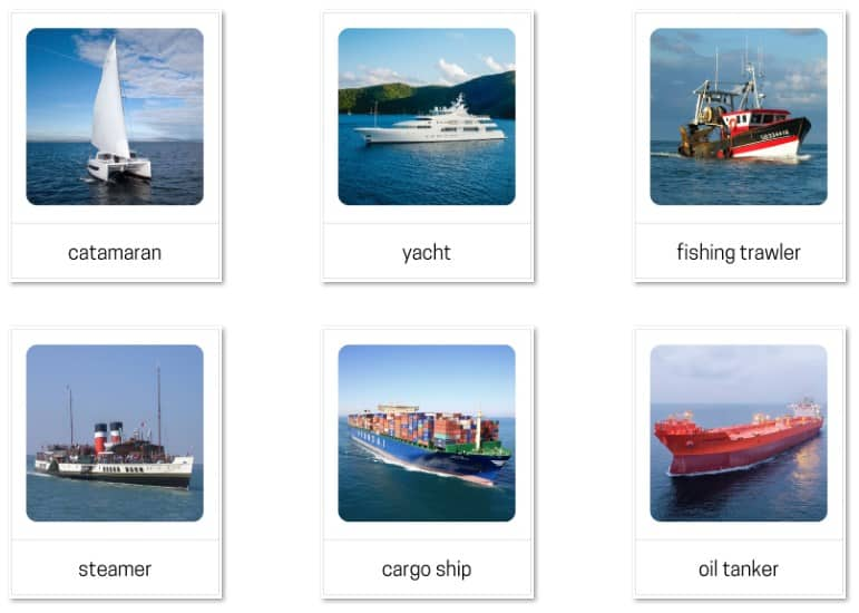 Vehicles water cards
